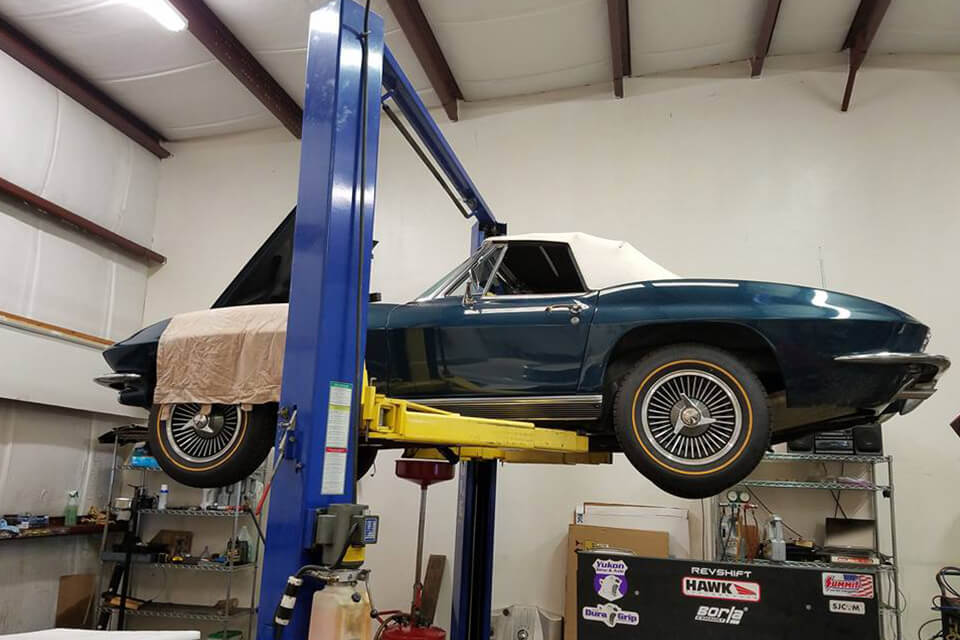 RB Auto Service | Cadillac and Corvette Experts | Pinellas Park, FL