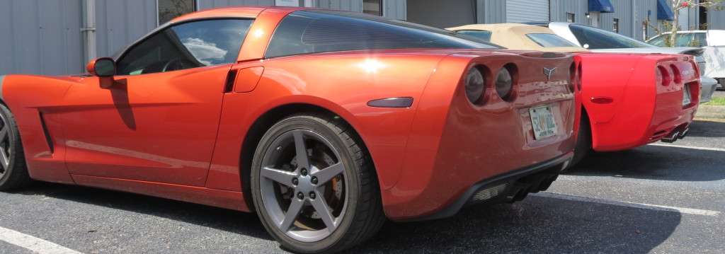 corvette corner