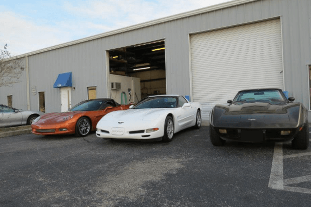 Corvette Repair Pinellas Park Cadillac Repair